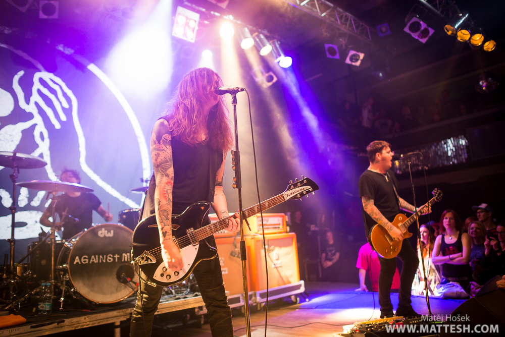 Against Me!, INVSN